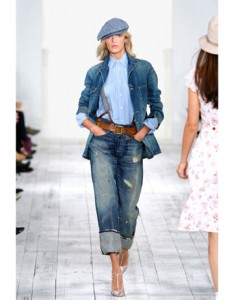 fashion news 2010 - denim