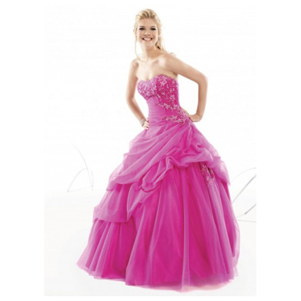 Prom Dress - Being The Most Beautiful Girl | Fashion Cnapple